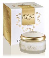 Gold 24K Gesichtsmaske 30 ml