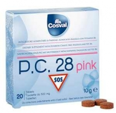 PC 28 Pink Tabletten