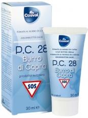 P.C 28 Ziegenbuttercreme 30 ml